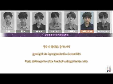 BTS (방탄 소년단) MAGIC SHOP [Han/Rom/Ind] Color Coded Lyrics   Lirik Terjemahan Indonesia