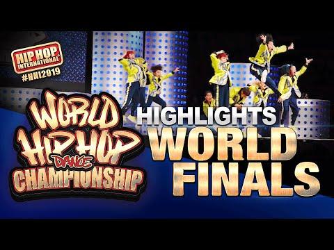 Hip Hop International's 2019 World Finals Highlights!