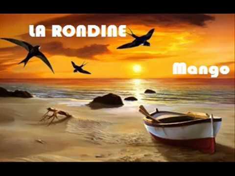 La Rondine - Mango (con testo)