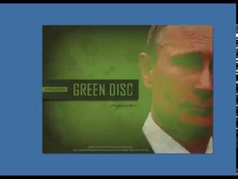 Green Disc: лучший сборник программ, игр и драйверов