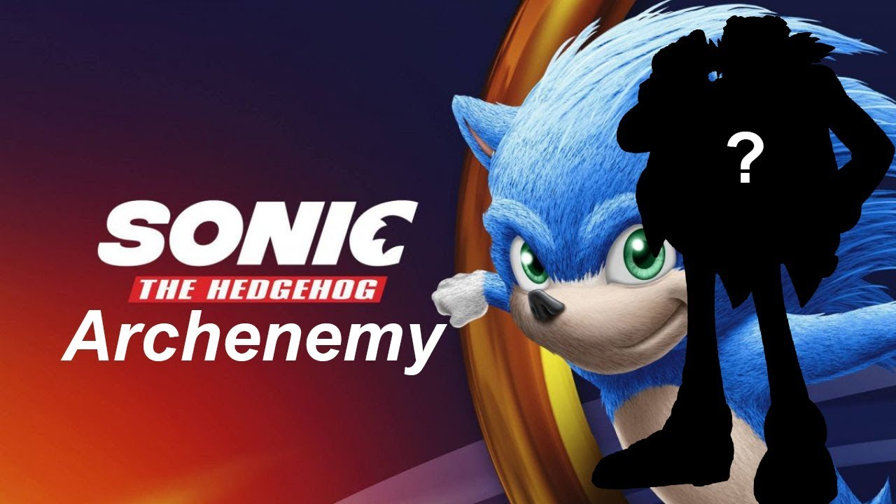 Sonic The Hedgehog Movie Trailer Sonic S Archenemy Appears Youtube