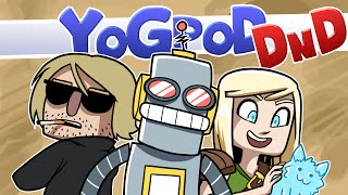 yogpod 9 dungeons and dragons part 1