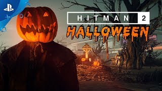 Hitman 2 | Halloween Trailer (Free Update) | PS4