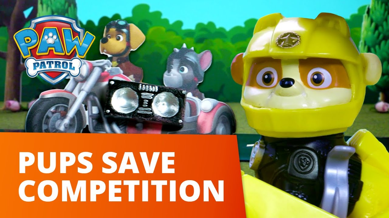 Download PAW Patrol Moto Pups - Pups Save a Dance Competition! - Toy Episode - PAW Patrol Official & Friends