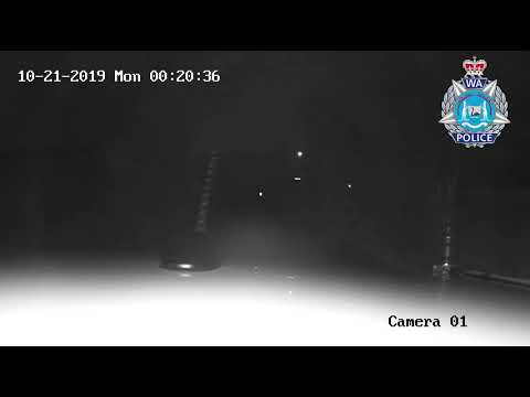 CCTV - Spearwood Incident
