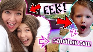 THE START OF OUR AMERICA ADVENTURE! + A HUGE ANNOUNCEMENT!