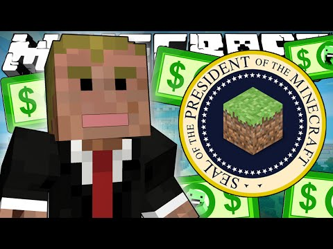 Thumbnail: If Donald Trump Owned Minecraft