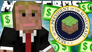 If Donald Trump Owned Minecraft