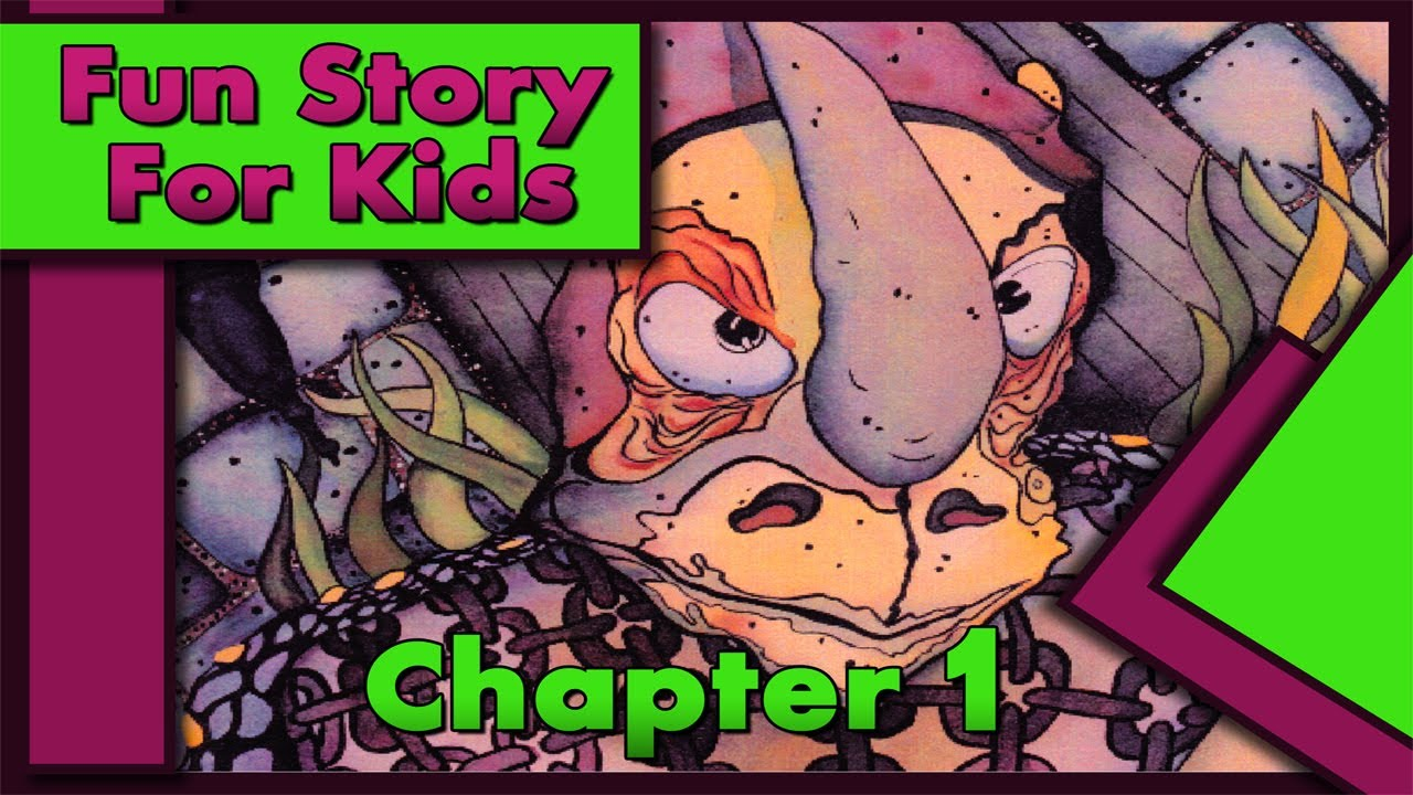 "BEDTIME STORIES PRESENTS: ""Chance and the Magic Staircase - Chapter 1"" KIDS LOVE IT!! :D"