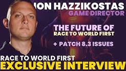 Ion Hazzikostas Speaks on The Race To World First: Ny'alotha