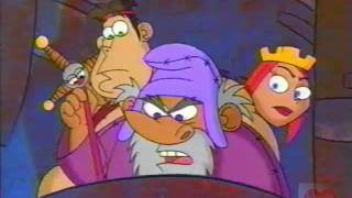 Dave The Barbarian | Disney Channel | Promo | 2004