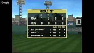 All Star Baseball 2000 Week 1?