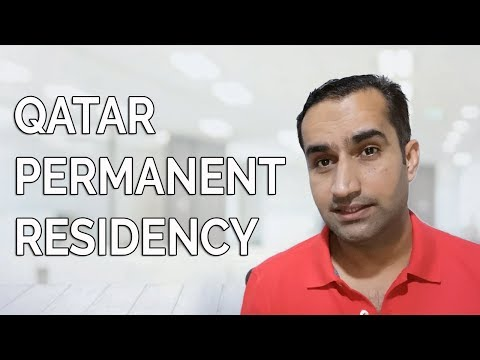 Qatar Permanent Residency