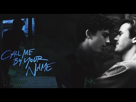 Call me by your name // Oliver & Elio