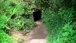 硫黄島 医務科壕1 Iwo Jima Medical Cave1 (Imuka-Gou)