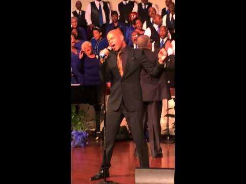 Chris Willis with First Church SDA Choir Huntsville, Alabama 3/3/15