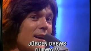 Jürgen Drews   Ein Bett im Kornfeld   Disco 1976