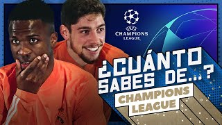 Vini Jr. vs Valverde | Real Madrid CHAMPIONS LEAGUE quiz!