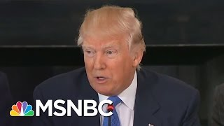 Donald Trump Scandals Give New Meaning To Tax Day In The US | Rachel Maddow | MSNBC