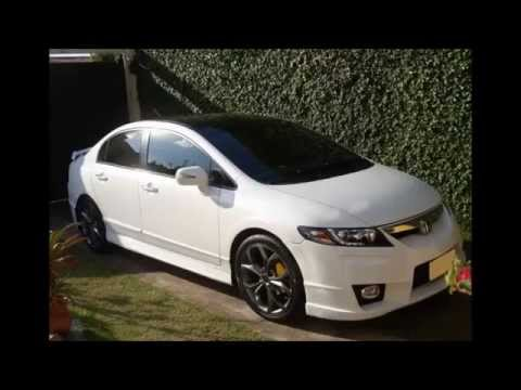 honda civic tunado youtube. Black Bedroom Furniture Sets. Home Design Ideas