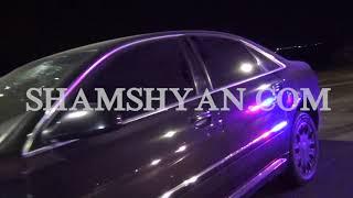 Խոշոր ավտովթար Երևանում  Իսակովի պողոտայում բախվել են Audi A8 ն ու Opel ը  կան վիրավորներ