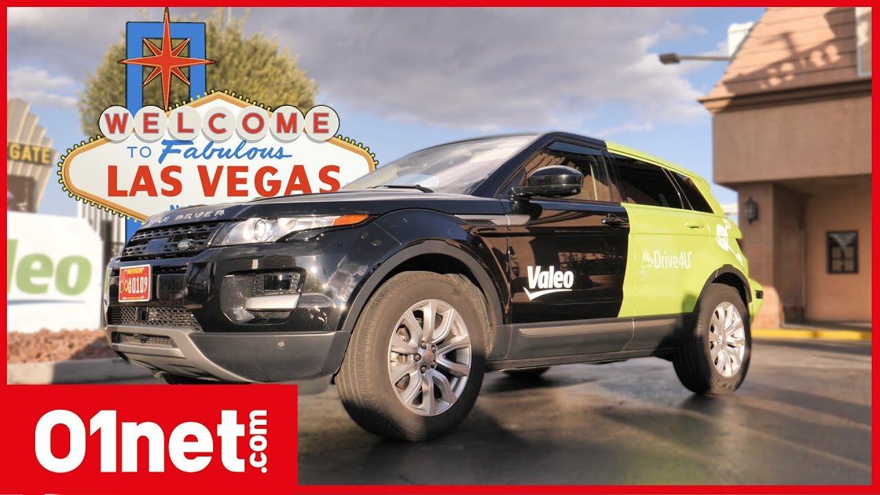 On a roulé en voiture autonome dans Las Vegas ! - CES 2019