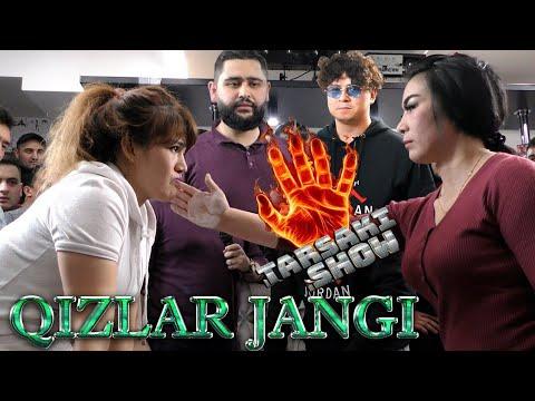 TARSAKI SHOW QIZLAR JANGI #3