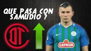 CUANDO LLEGA BRAIAN SAMUDIO ?   NUEVA BAJA EN TOLUCA   Toluca FC   Apertura 2021