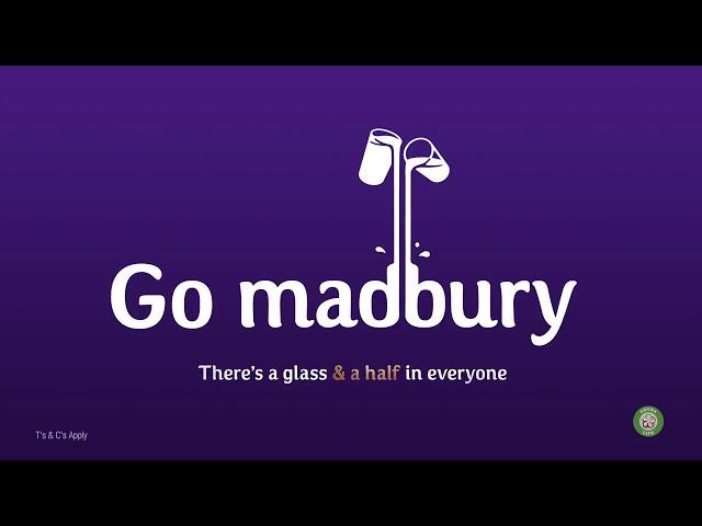 Cadbury - 'Go Madbury' | Perry Benson, Soho Voices