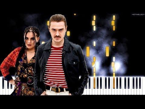 LITTLE BIG - GO BANANAS | Как играть на пианино | Cover