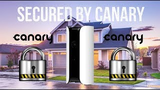 DIY Smart Home Security System - Canary All In One Review