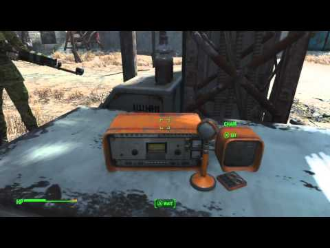 Fallout 4: Mission Glitched | Broadcasting Radio Freedom