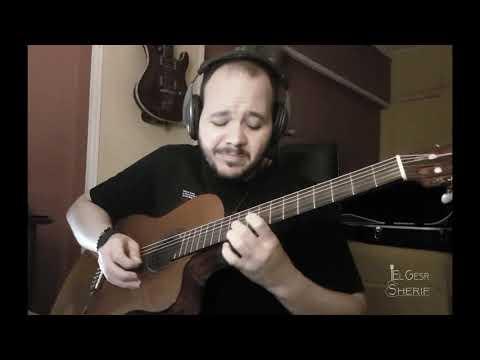 تامر حسني - 180 درجة - جيتار شريف الجسر - Sherif Elgesr - 180 Daraga Guitar- Tamer Hosny