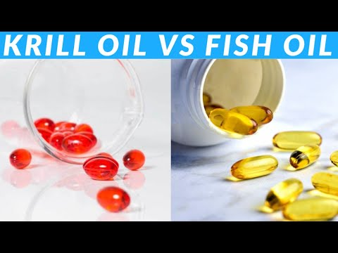 KRILL OIL BENEFITS | Fish Oil Vs Cod Liver Oil Vs Krill Oil WHICH IS BEST?