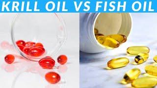 Fish Oil vs Cod Liver Oil vs Krill Oil WHICH IS BEST?