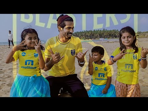 Keralablasters new song