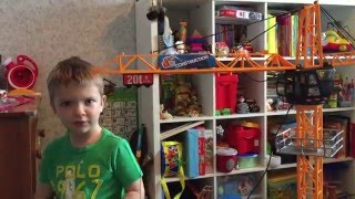 Детский подъемный кран обзор