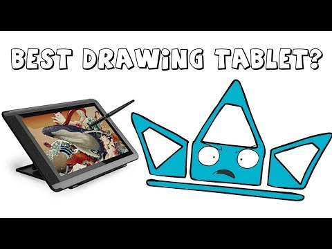 Best Drawing tablet? (Huion GT-156HD V2 Review) - CHIN REVEAL
