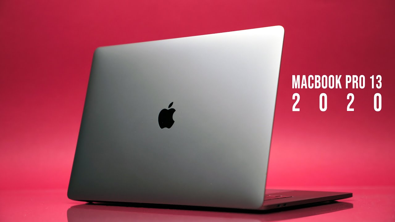 Macbook Pro 13 (2020) is Officially Here!