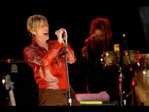 BOWIE ~ NEW YORK MTV TRIBECA FESTIVAL ~ FULL SET  LIVE 2002