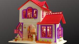 DIY Miniature Dollhouse Kit Romantic Memories