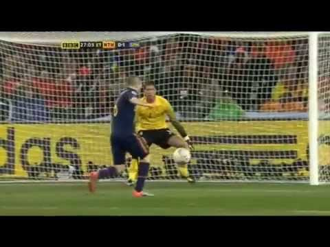Spain best football moments