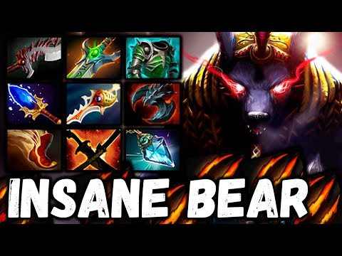 Sneyking Ursa - INSANE BEAR - Dota 2 Highlights TV