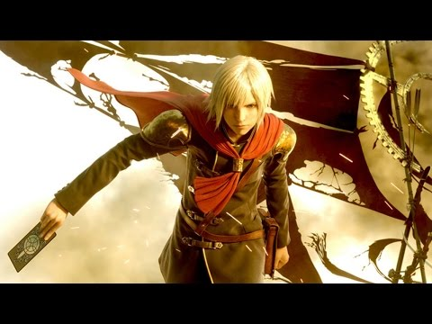 final fantasy type 0 ps4 charecter guide