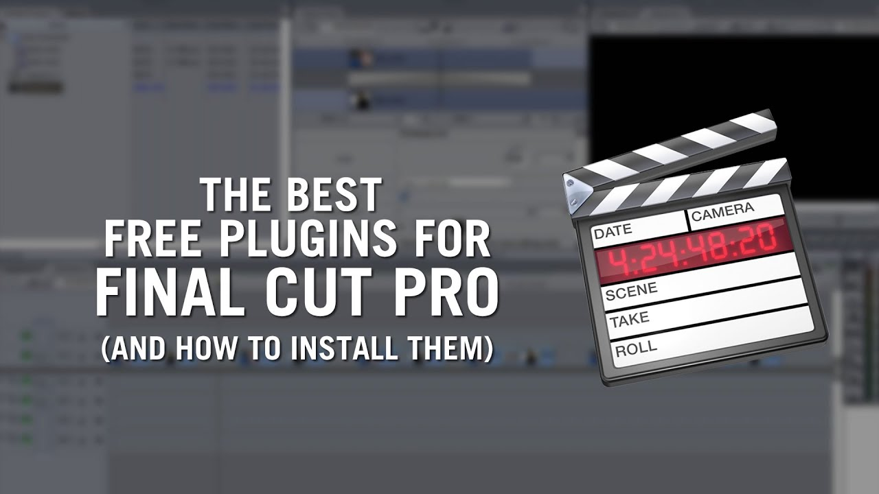 how to make the best final cut pro video