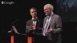 Short clip that summarizes the entire Bill Nye vs Ken Ham creation debate.