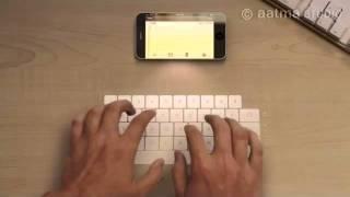 Apple iPhone 4S,teclado laser pantalla holografica como es el iphone 5