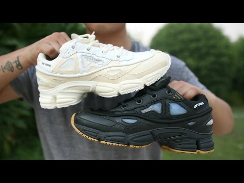 Adidas Raf Simons Ozweego Bunny On Feet