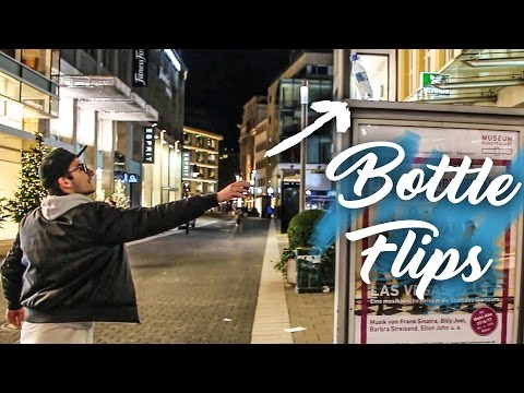 ULTIMATIVE WATER BOTTLE FLIPS !