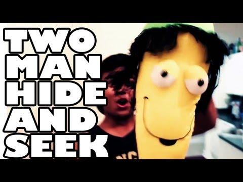Two Man Hide and Seek